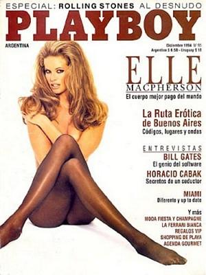 Playboy Argentina - Dec 1994