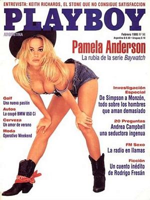 Playboy Argentina - Feb 1995