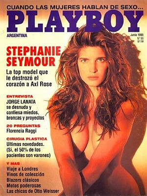 Playboy Argentina - June 1995