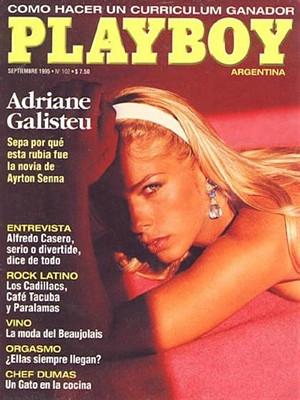 Playboy Argentina - Sept 1995
