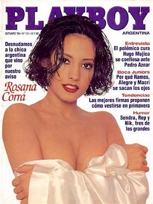 Playboy Argentina - Oct 1995