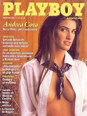 Playboy Argentina - Nov 1995