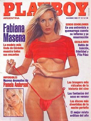 Playboy Argentina - Dec 1995