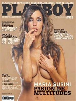 Playboy Argentina - Sept 2006