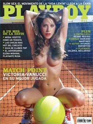 Playboy Argentina - Nov 2006