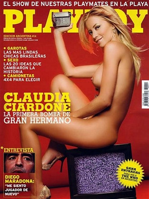 Playboy Argentina - Feb 2007