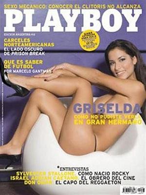 Playboy Argentina - April 2007