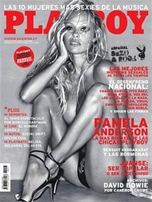 Playboy Argentina - May 2007