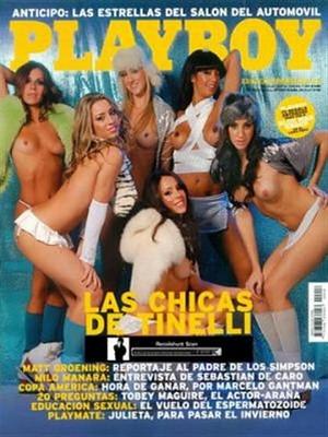 Playboy Argentina - June 2007