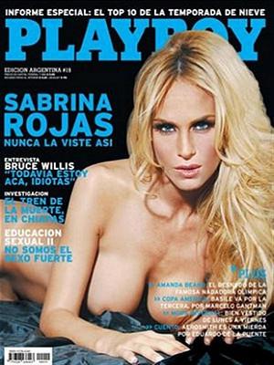 Playboy Argentina - July 2007