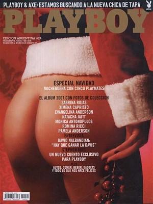 Playboy Argentina - Dec 2007