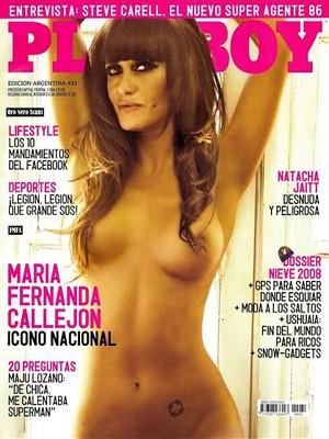 Playboy Argentina - Jul 2008