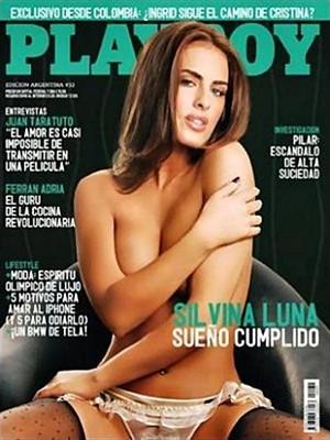 Playboy Argentina - Aug 2008