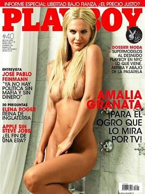 Playboy Argentina - Apr 2009
