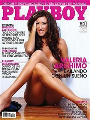 Playboy Argentina - May 2009