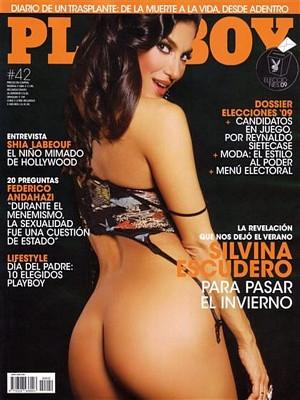 Playboy Argentina - Jun 2009