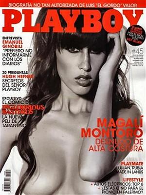 Playboy Argentina - Sep 2009