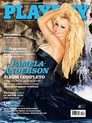 Playboy Argentina - Jan 2011