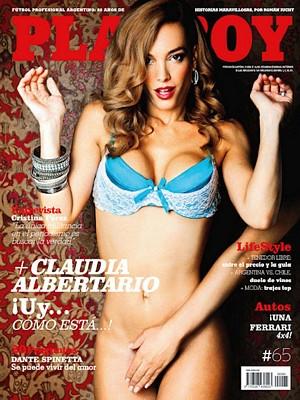 Playboy Argentina - May 2011