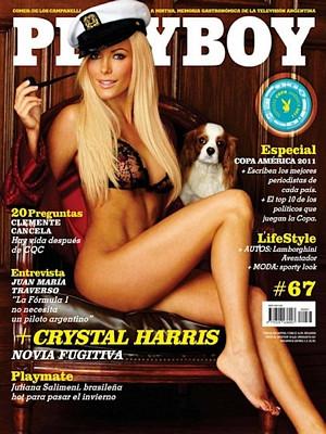 Playboy Argentina - Jul 2011
