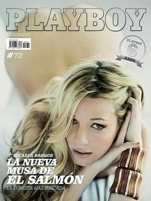 Playboy Argentina - Dec 2011
