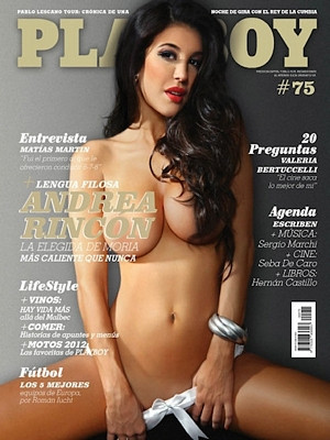 Playboy Argentina - Mar 2012
