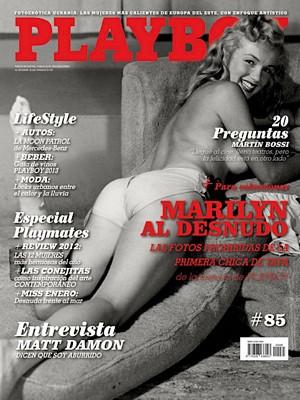 Playboy Argentina - Jan 2013