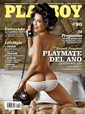 Playboy Argentina - Jun 2013
