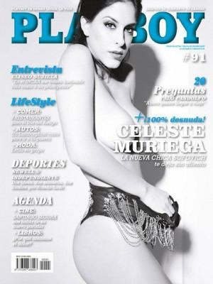 Playboy Argentina - Jul 2013