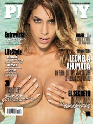 Playboy Argentina - Dec 2013