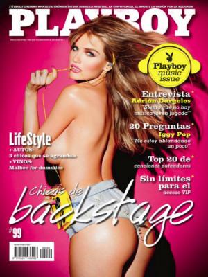 Playboy Argentina - Apr 2014
