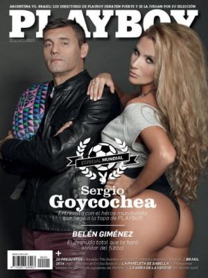 Playboy Argentina - Jun 2014