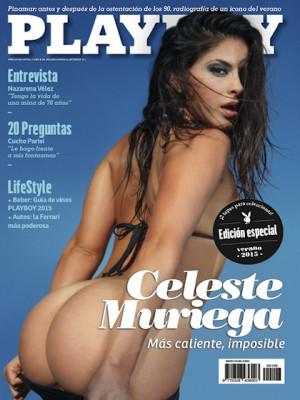 Playboy Argentina - Jan 2015