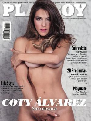 Playboy Argentina - Mar 2015