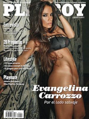 Playboy Argentina - Apr 2015