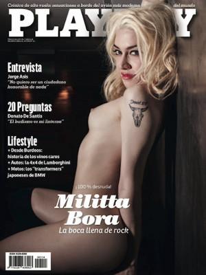 Playboy Argentina - Jul 2015