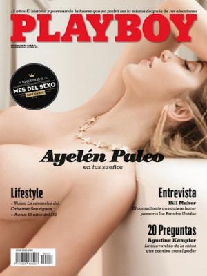 Playboy Argentina - Oct 2015