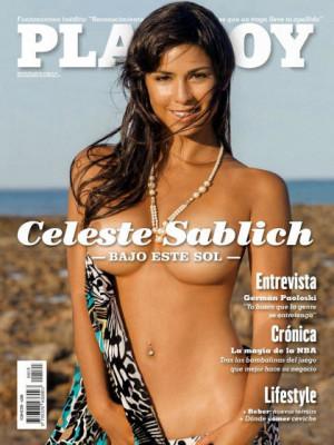 Playboy Argentina - Feb 2016
