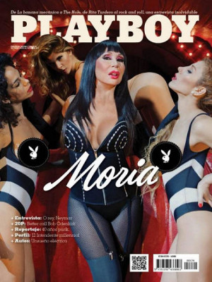 Playboy Argentina - May 2016