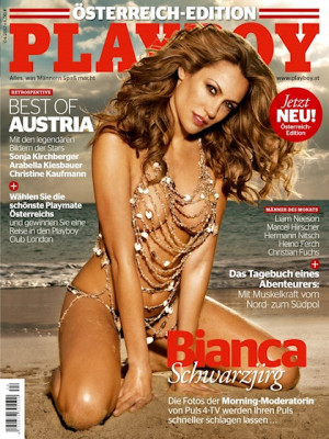 Playboy Austria - April 2012