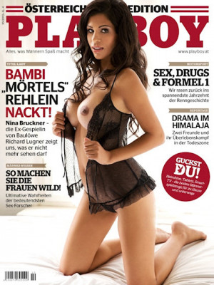 Playboy Austria - Oct 2013