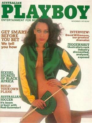 Playboy Australia - Nov 1979