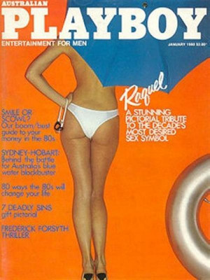 Playboy Australia - Jan 1980