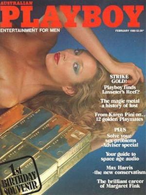 Playboy Australia - Feb 1980