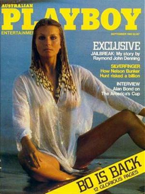 Playboy Australia - Sep 1980