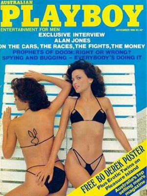 Playboy Australia - Nov 1980
