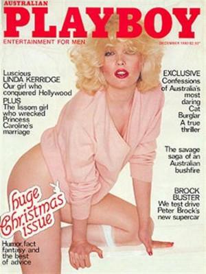 Playboy Australia - Dec 1980
