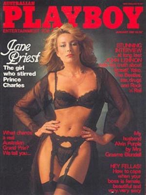 Playboy Australia - Jan 1981
