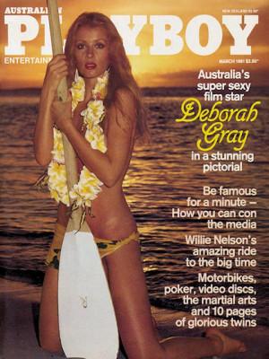 Playboy Australia - Mar 1981