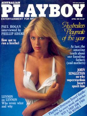 Playboy Australia - Apr 1981